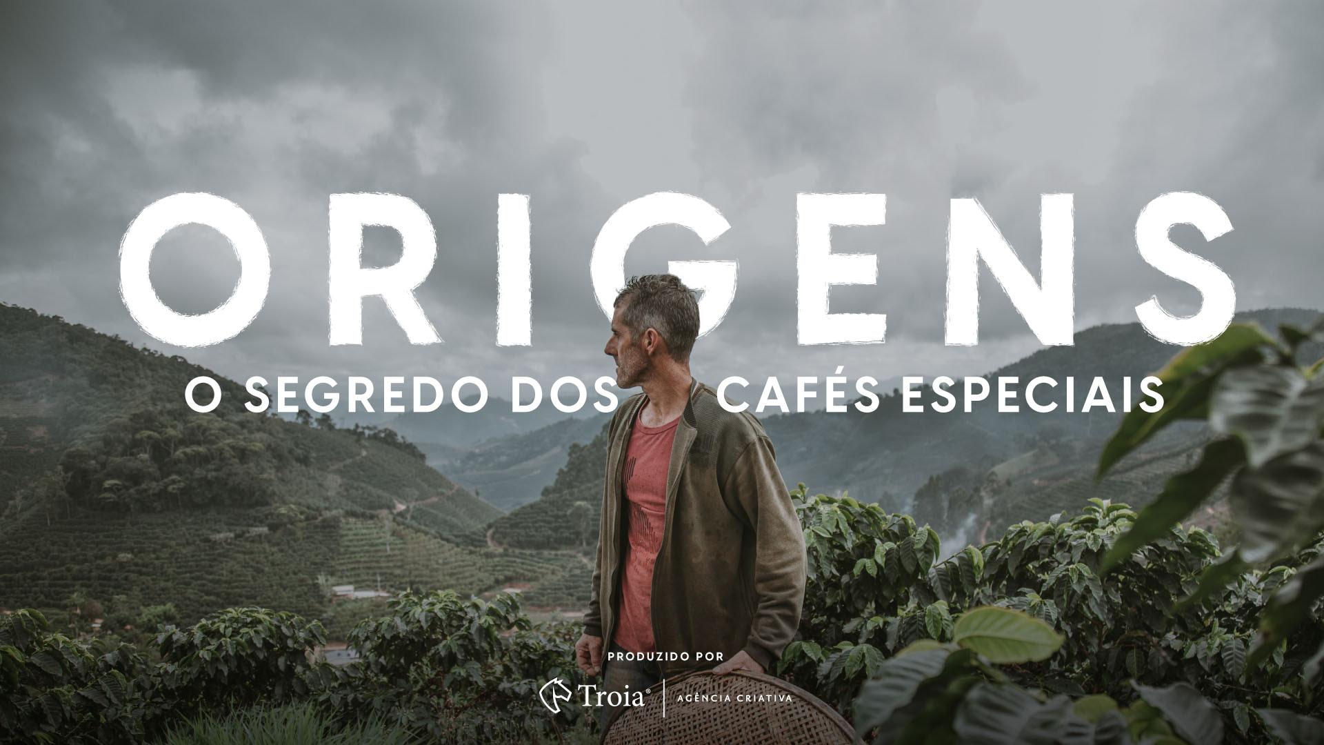 Foto notícia - Origens – O Segredo dos cafés especiais