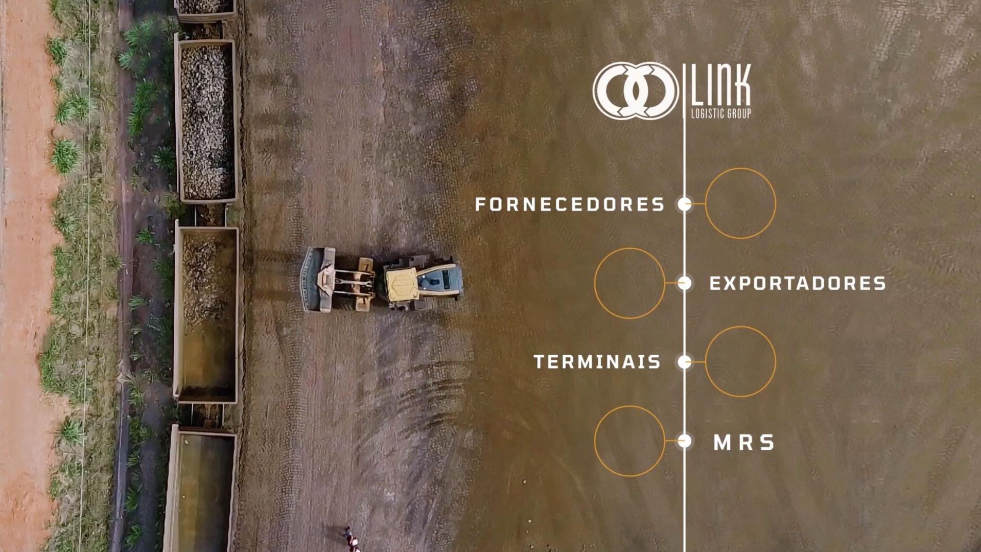 Foto notícia - Link Logistic – Ferro Gusa